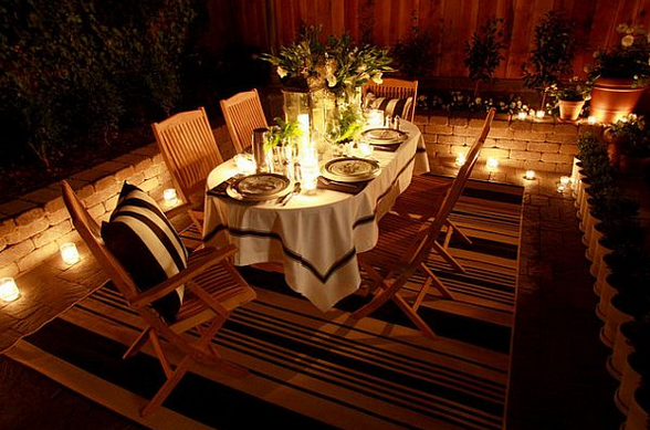 Dining Table for Party