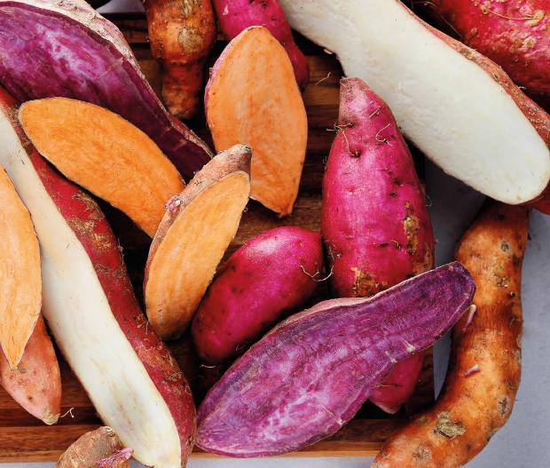 How to make Sweet Potato