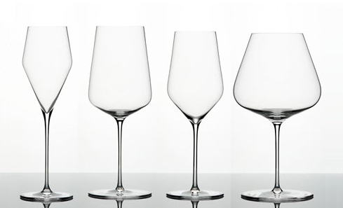 Shape or Material Issue of Wine Glasses