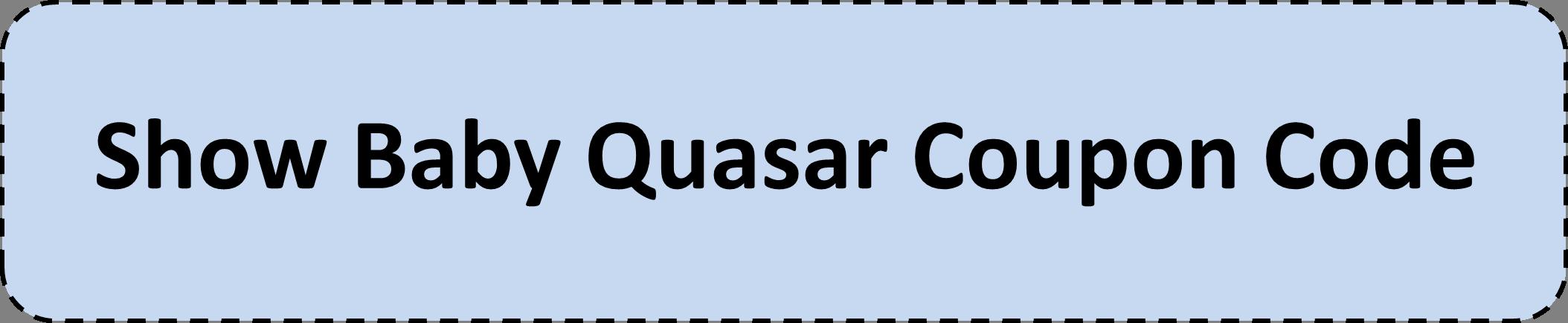 quasar promo code