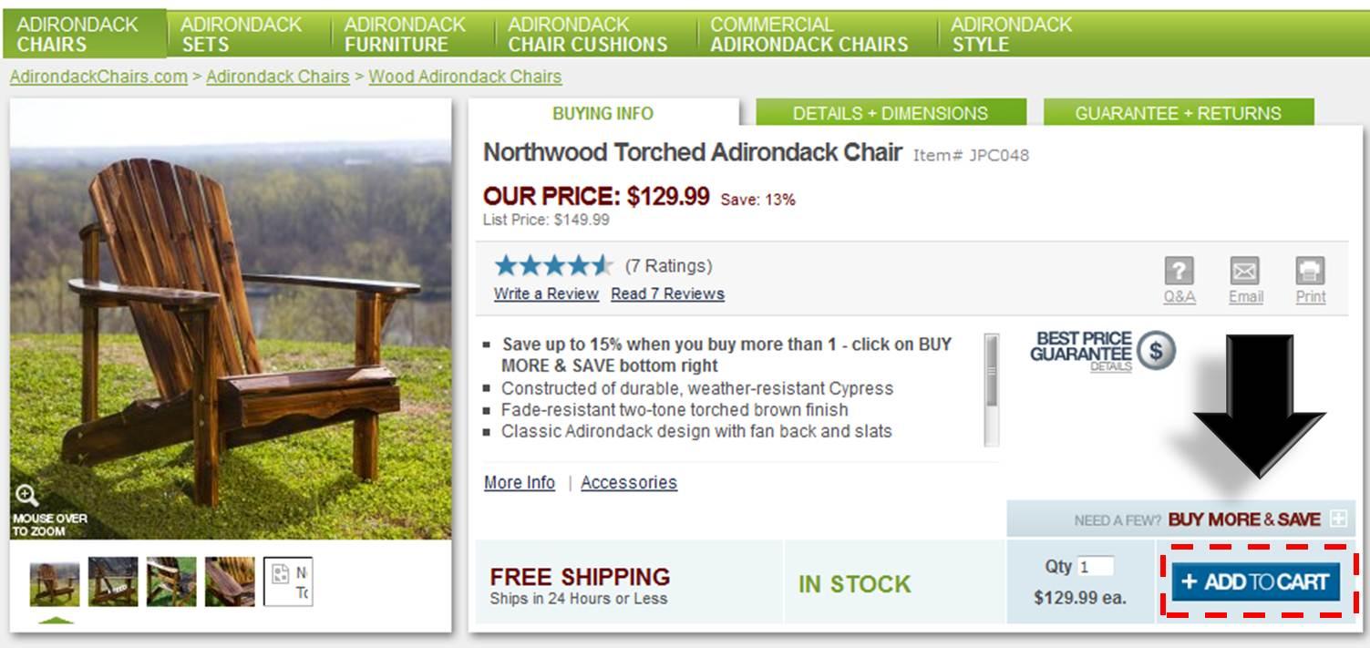 adirondack chairs coupons coupon code