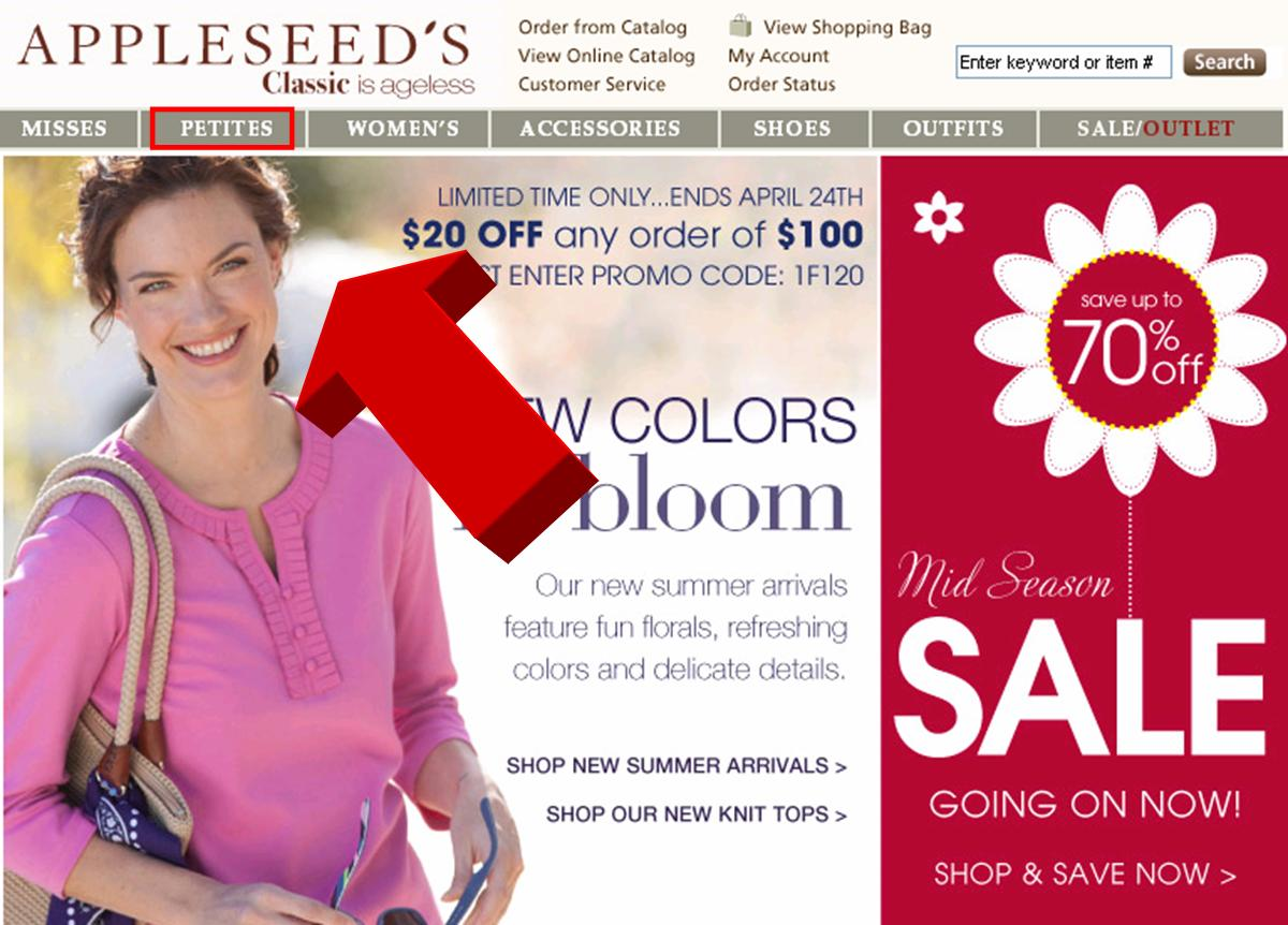 Best Coupons from Appleseeds