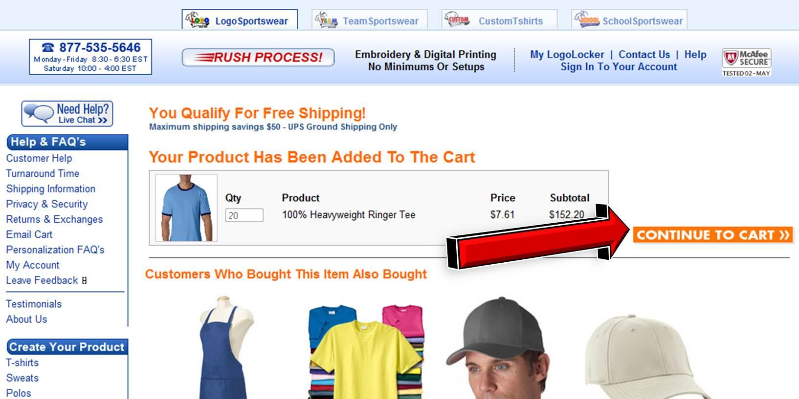 Logos coupon code