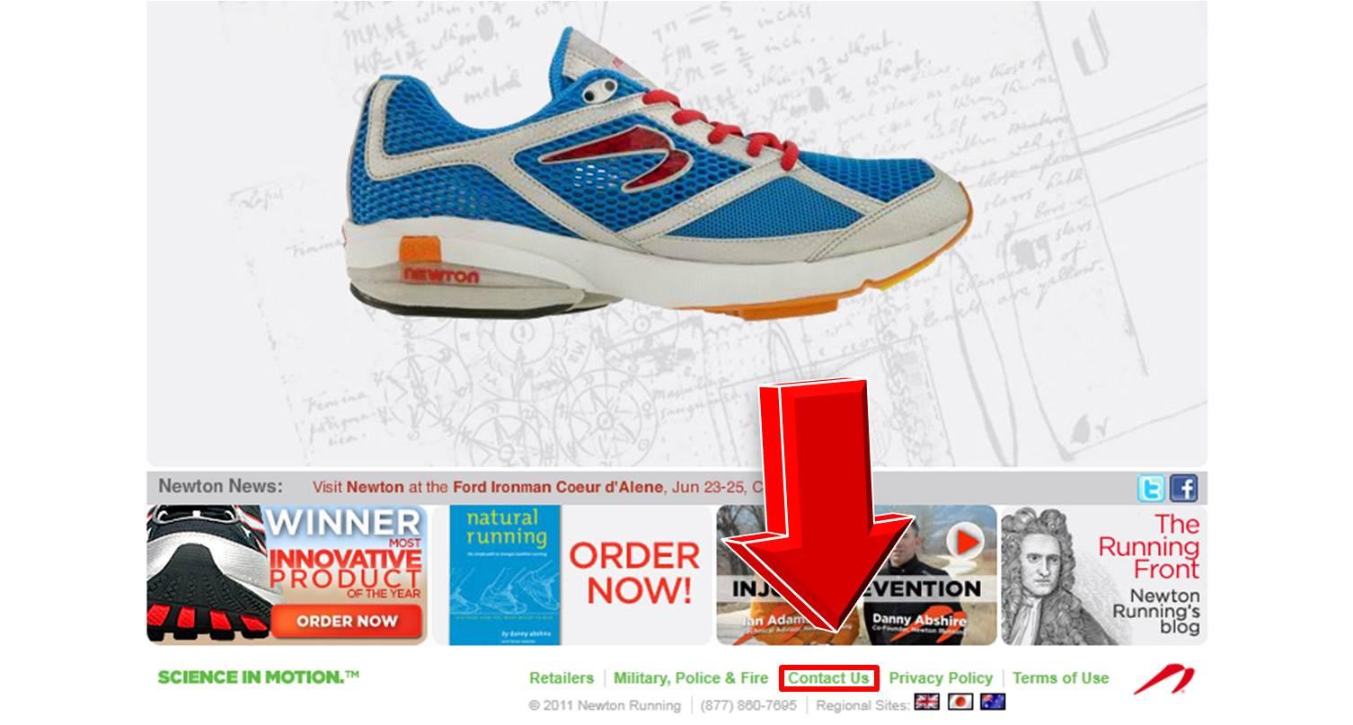Newton Running Shoes Coupon