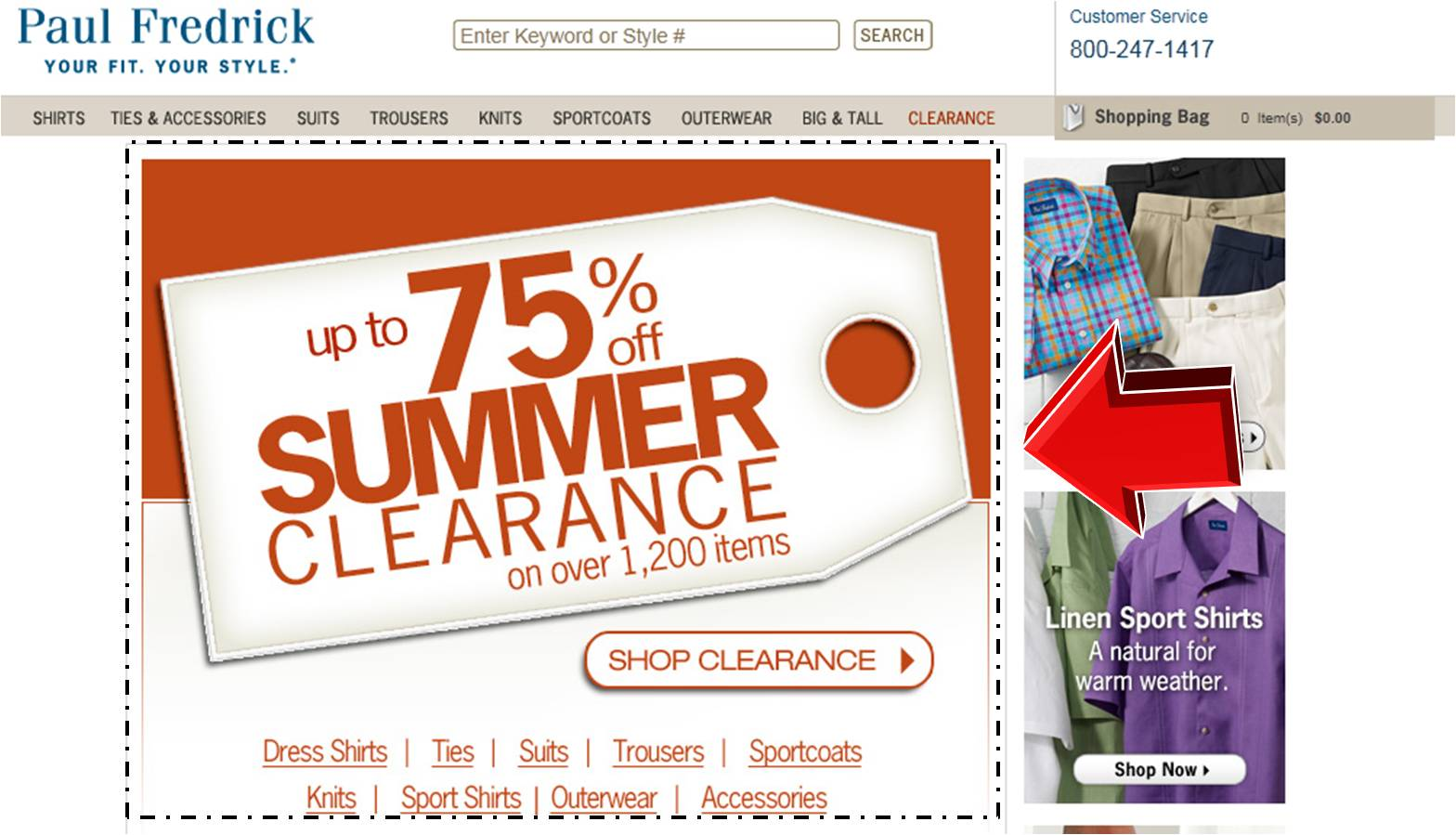 paul fredrick july promotion 75 off summer clearance coupon code. Black Bedroom Furniture Sets. Home Design Ideas