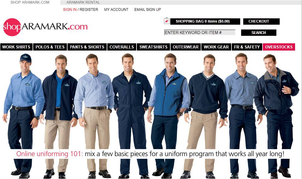 Aa uniform discount coupons