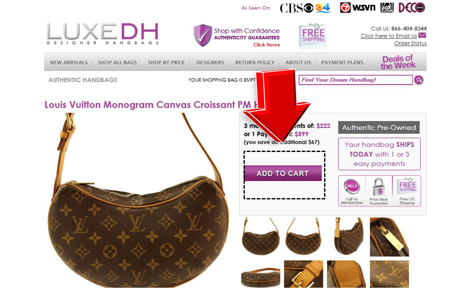 Luxe coupons