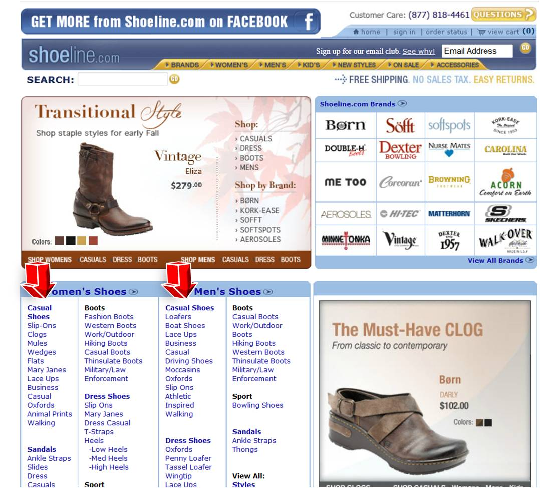 Shoes on the web coupon code