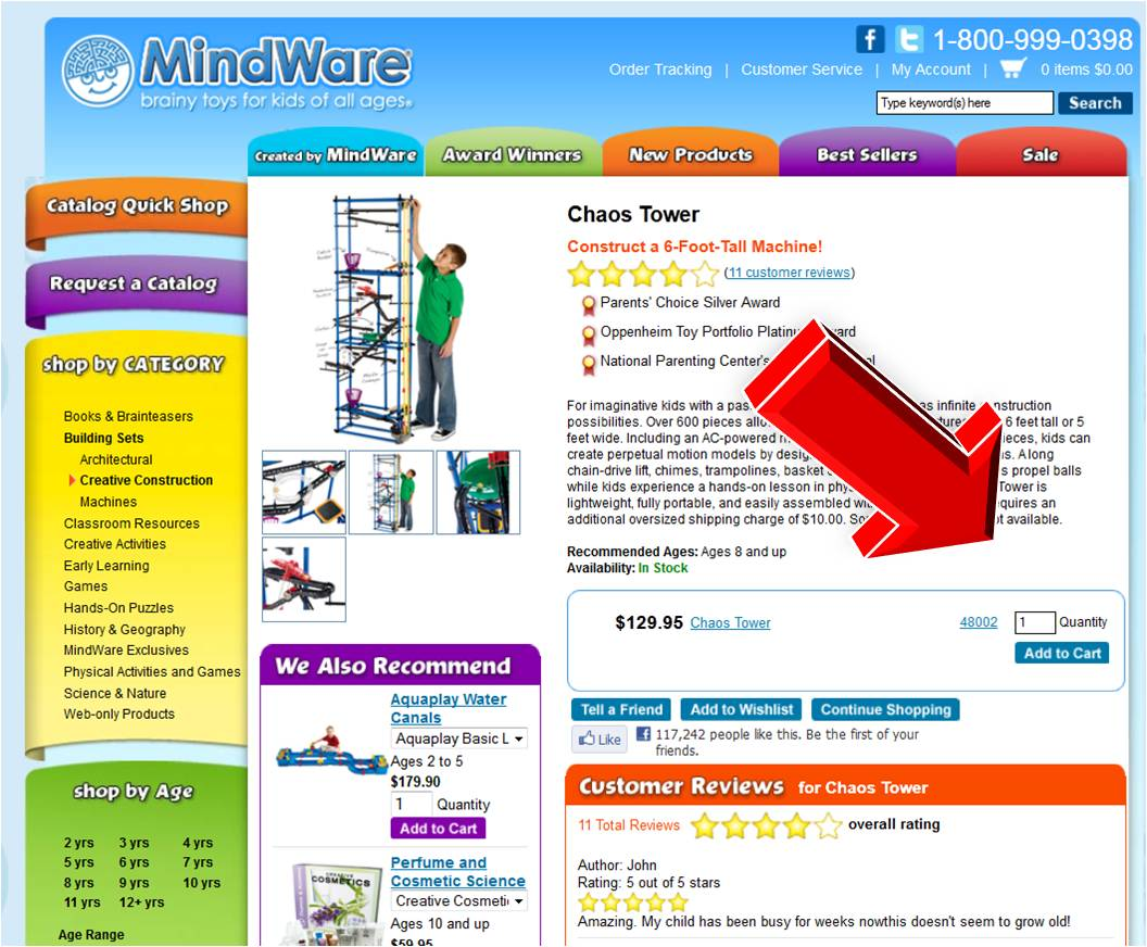 MindWare backs all its sales with an unconditional return and exchange policy so you can shop with confidence. Give the kids in your life intelligent fun with toys and games from MindWare, and shop smart with MindWare online coupons/5(10).