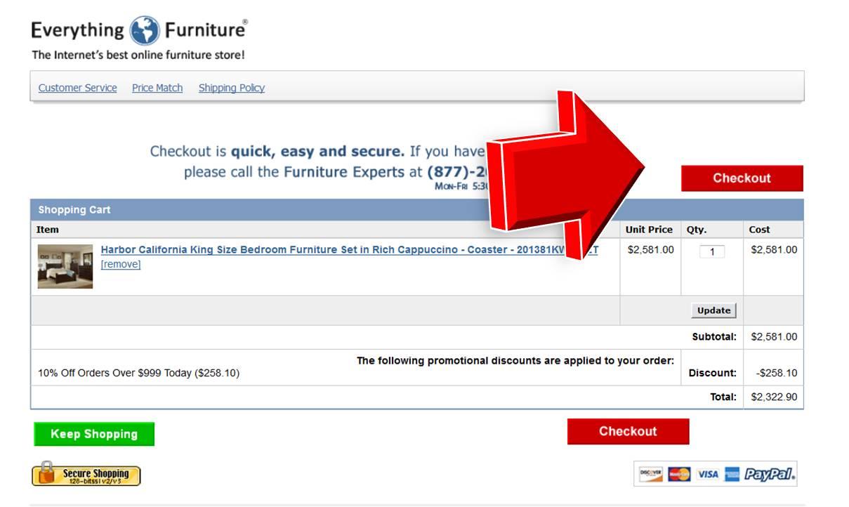 ifurniture coupon code
