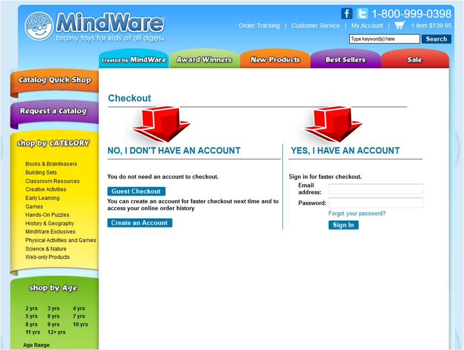 These MindWare promo codes have expired but may still work.