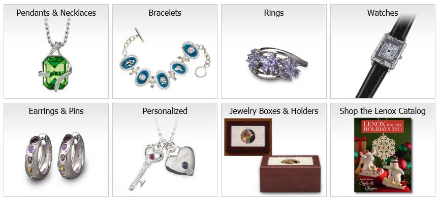 Real Truck Coupon >> Lenox Jewelry | Coupon Code