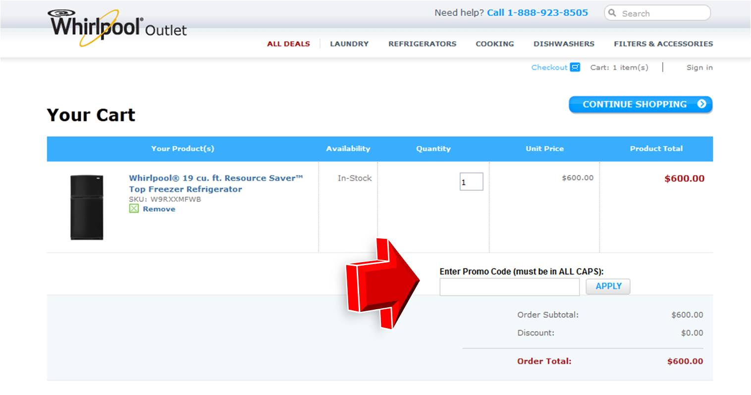 Whirlpool coupon coupon code - Whirlpool discount ...
