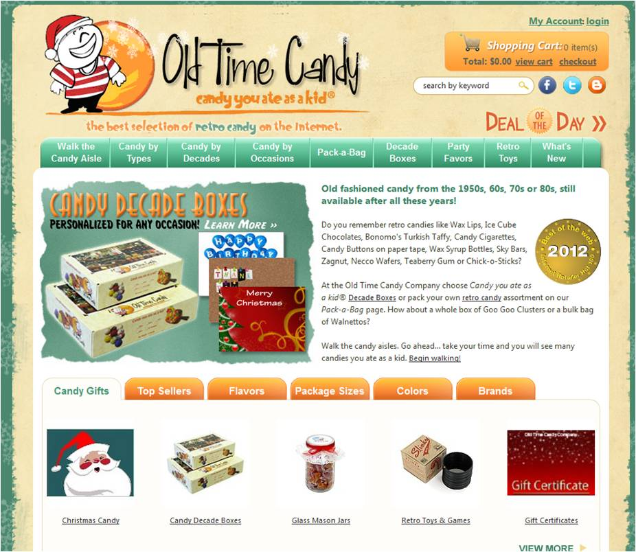Confectionery house discount coupons