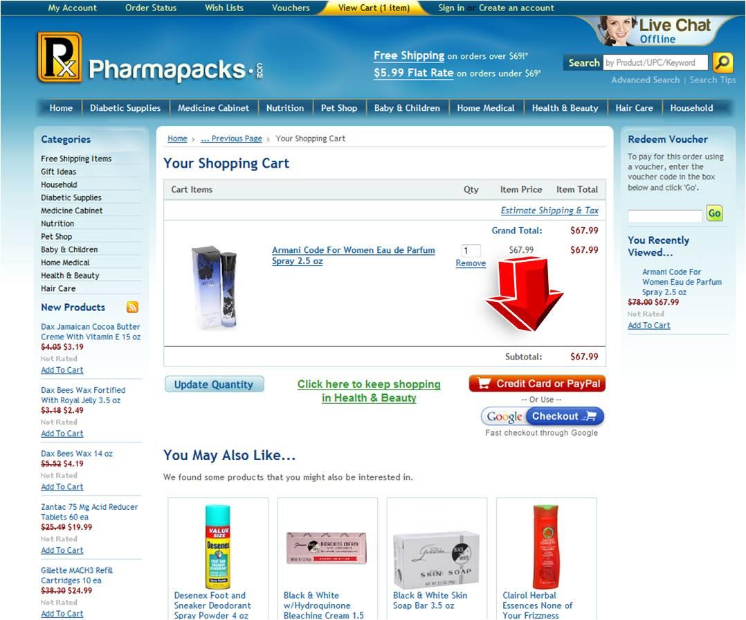Pharmapacks Promo Code Coupon Code