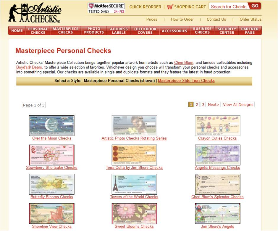 Check coupon codes online