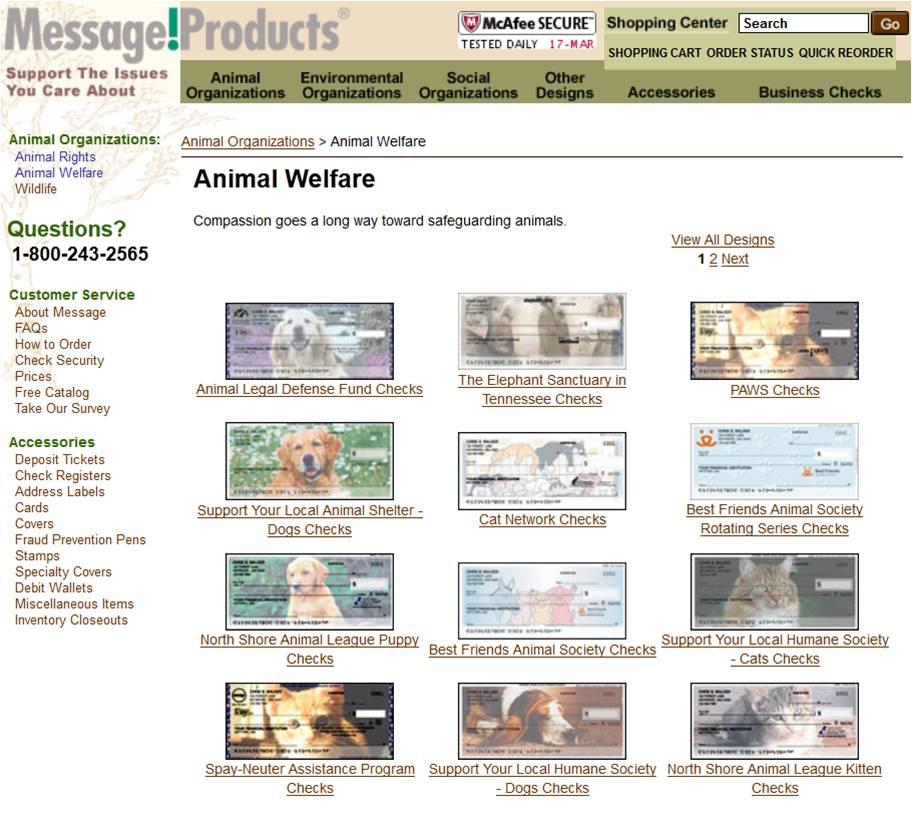 Designerchecks.com coupon code