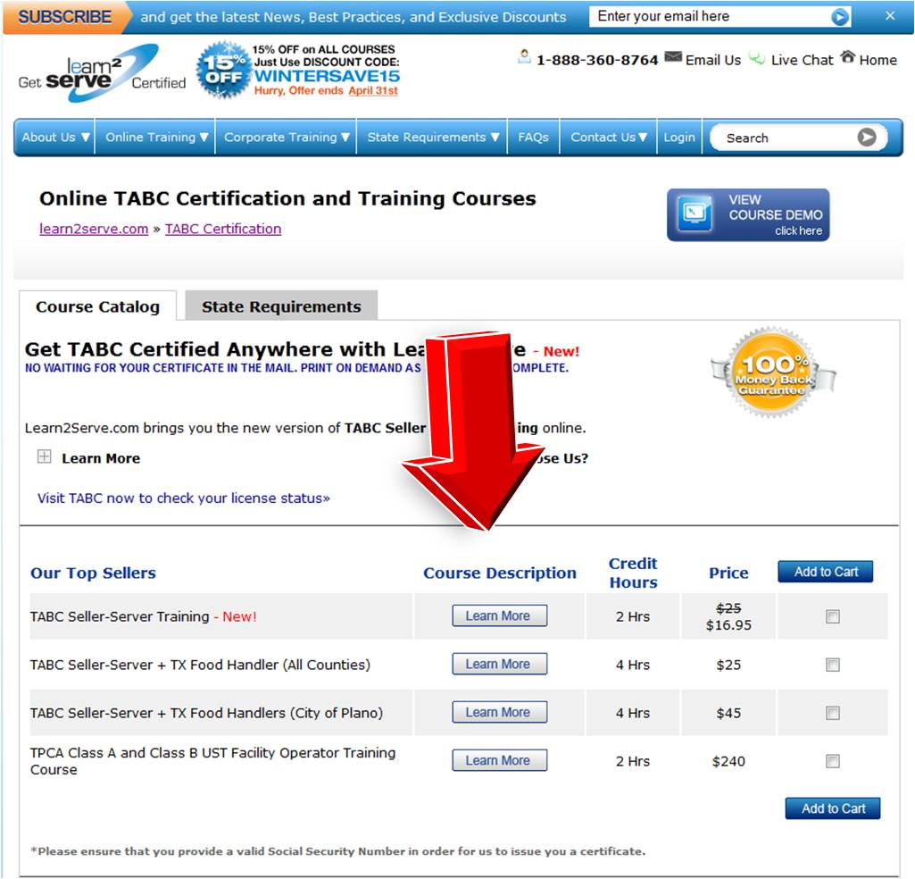 Learn2serve tabc certification coupon code relate xflitez Images