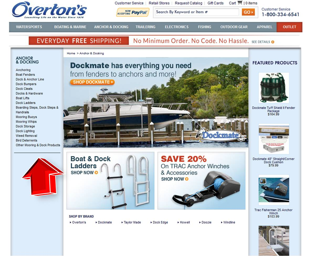 How to Use Overtons Coupons You can find coupon codes to use on your orders at Overtons by searching some of the online deal sites like weeny.tk When you have the code you want to use, enter it in the appropriate box at checkout and your discount will be reflected once you refresh the page%(5).