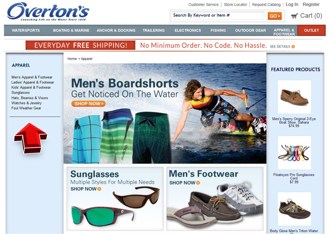 Overtons coupons 2018