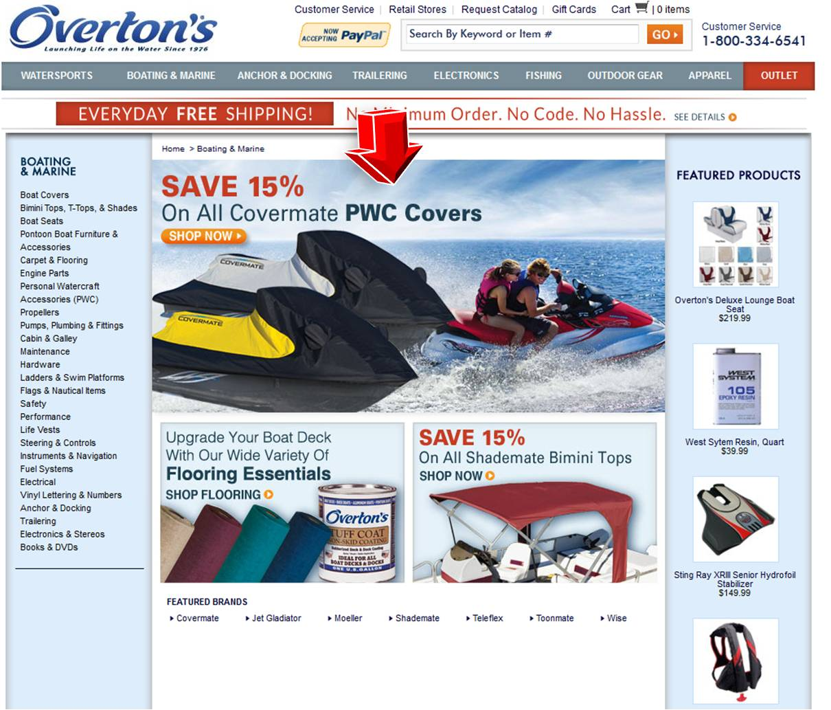Boats net discount coupon