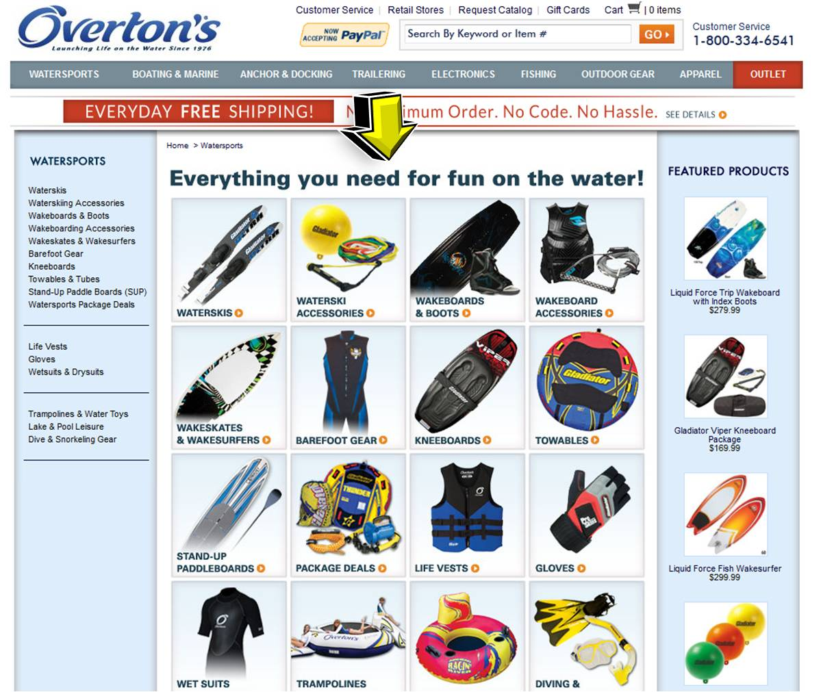 Overtons coupon code