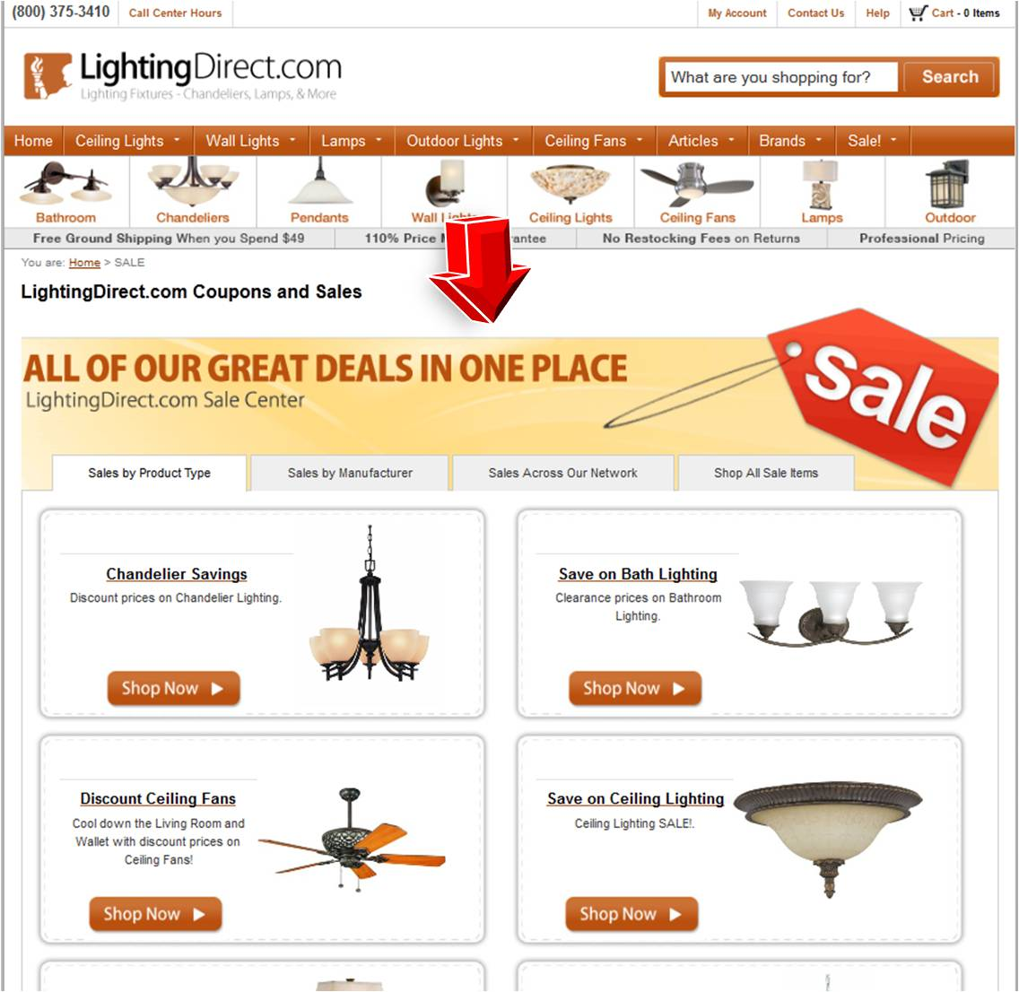 Prairie lights discount coupons