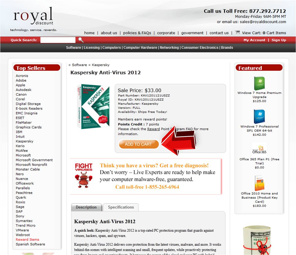 Royal discount coupon code