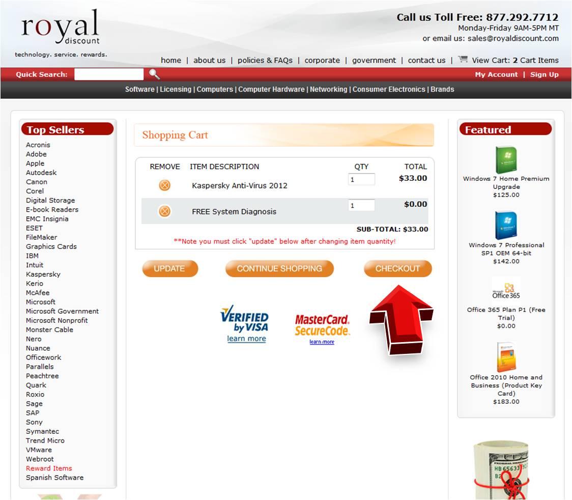 Royal discount coupon code