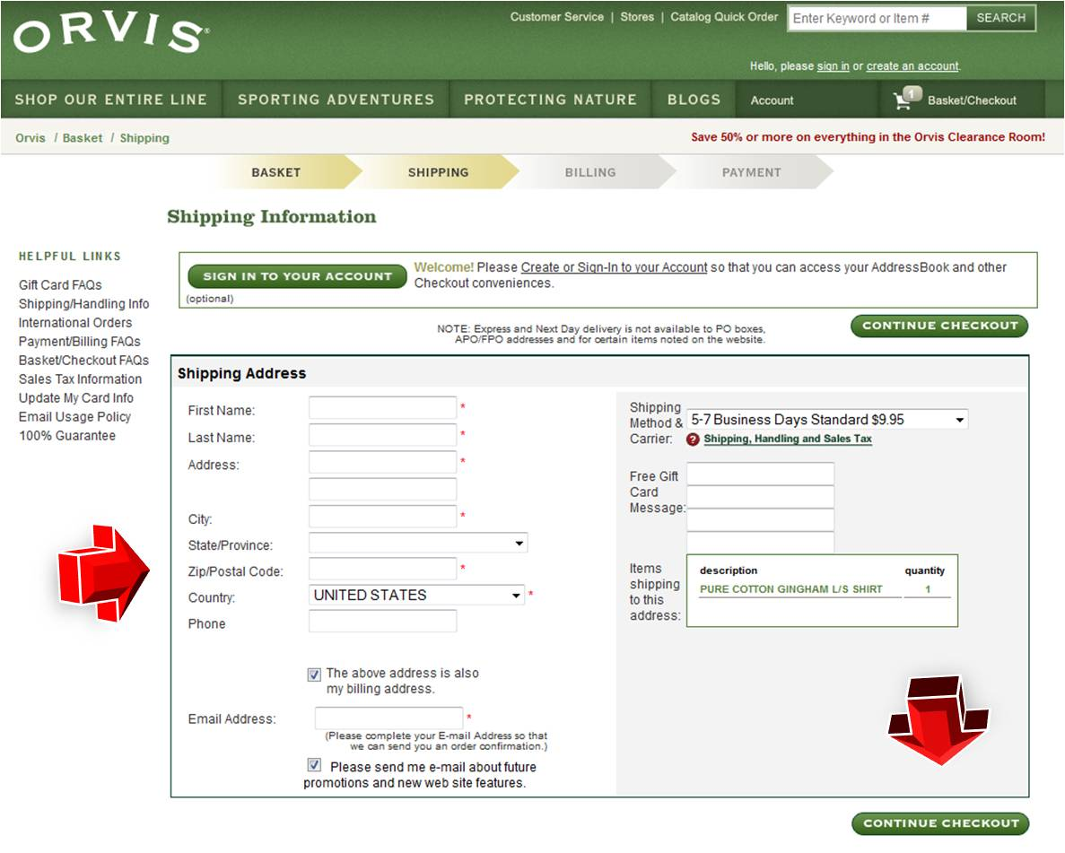 Orvis coupon