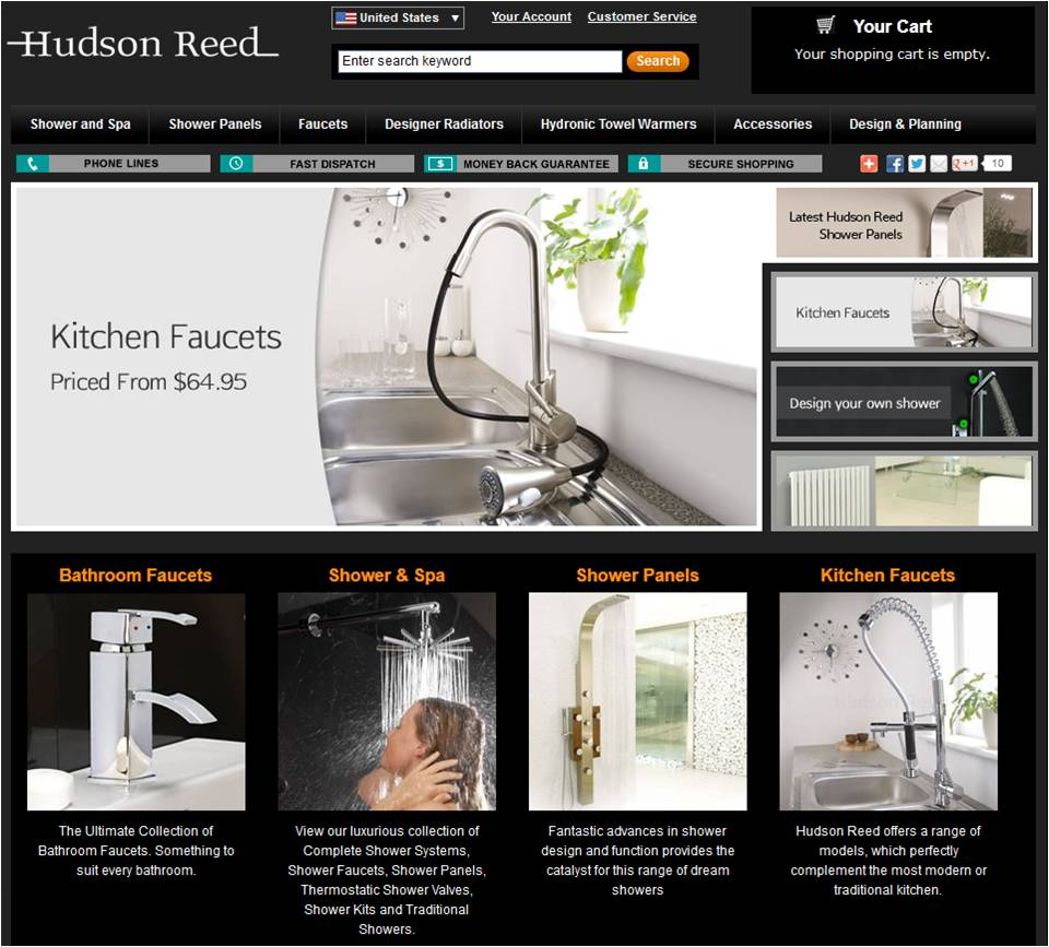 How to use a Hudson Reed coupon