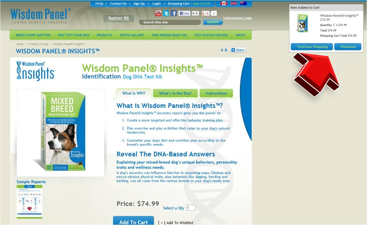 Wisdom panel coupon code