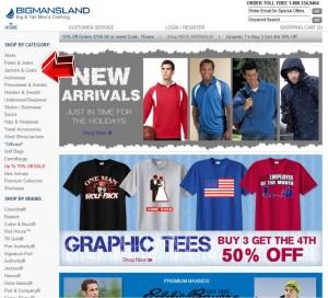 BigMansLand Jackets & Coats