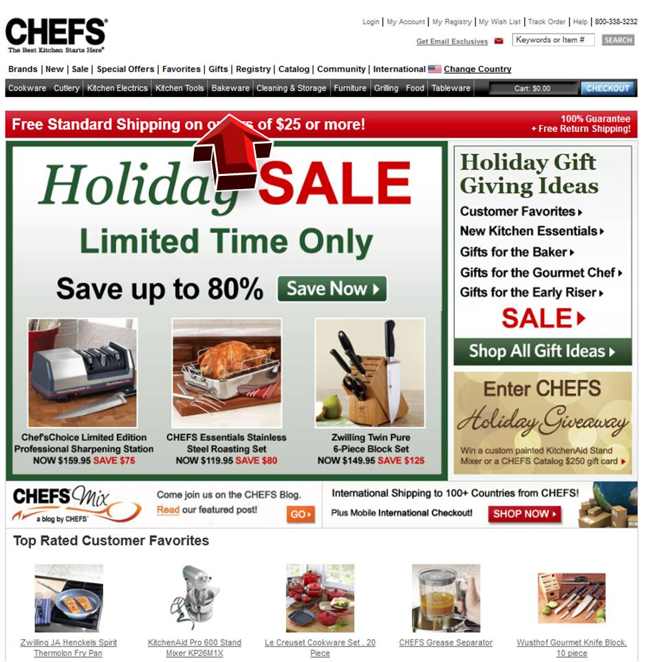 Chefs Catalog Bakeware Coupon Code