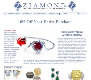 Couture Collection from Ziamond