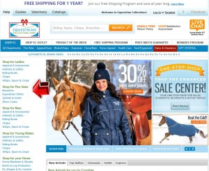 Equestrian Collections Shop for Plus Sizes