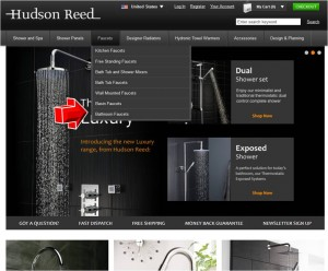 Hudson Reed Bathroom Faucets