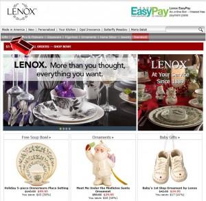 Lenox Gifts