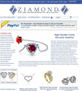 Necklaces and Pendants from Ziamond