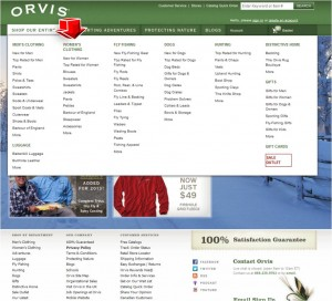 Orvis Women's Clothing