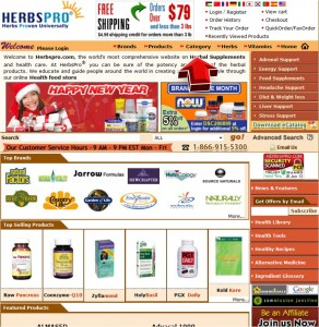 Personal Care from HerbsPro