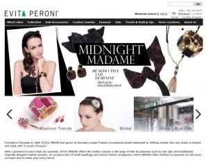 Step1 to Enter Evita Peroni Coupon