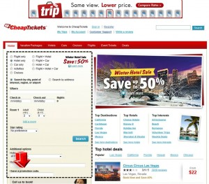 Cheaptickets coupon codes