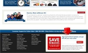 Sun & Ski Mailing Services