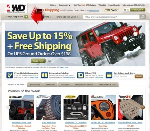 Tires & Wheels from 4WD