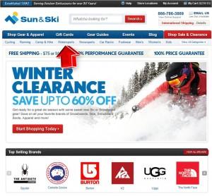 Watersports from Sun & Ski