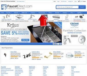 Accessories from FaucetDirect