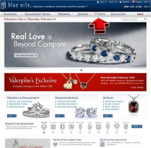 Gifts from BlueNile