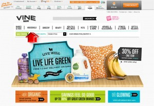 Household Products from Vine.com