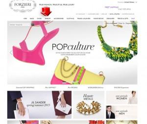 Jewelry from Forzieri